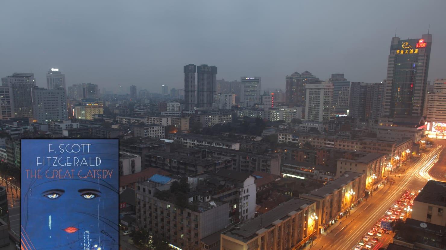 Teaching 'The Great Gatsby' in Chengdu, China