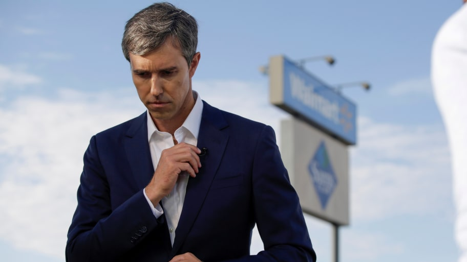 Trump to 'Phony Name' Beto O'Rourke: 'Respect the Victims' and 'Be