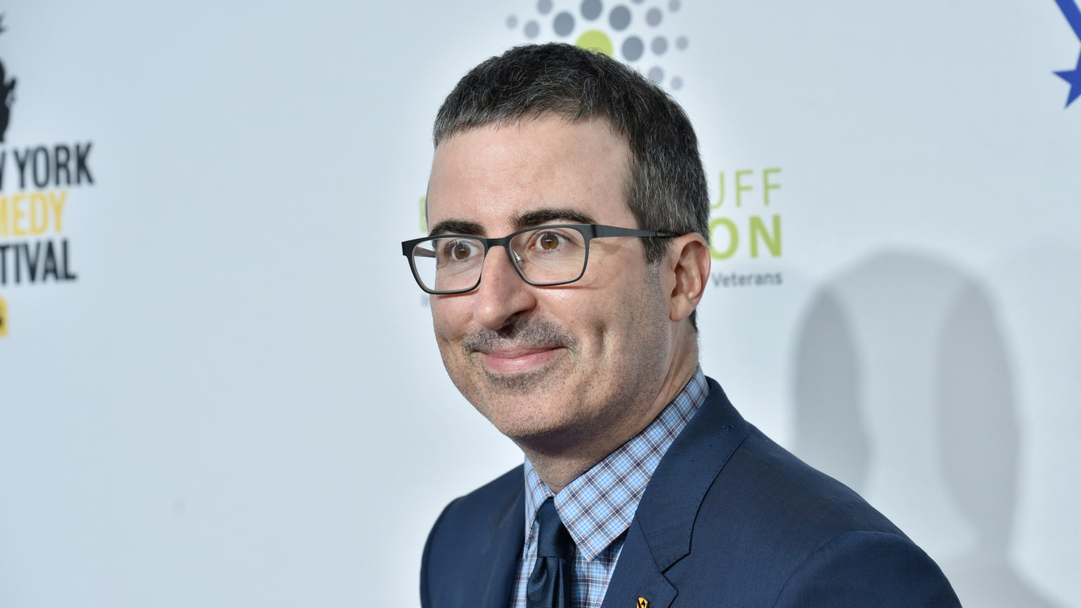 John Oliver Blasts Fox News Host Greg Gutfeld for Downplaying Possible War With Iran: 'Breathtakingly Stupid'