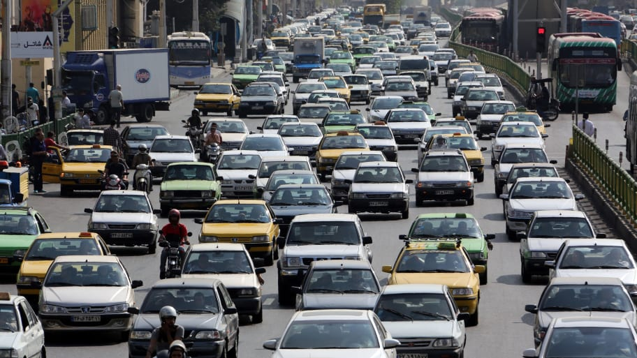 Iran Cracks Down on Rich People Hiring Ambulances to Beat Traffic Jams