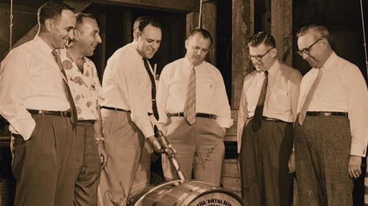 The Jews Who Made American Whisky