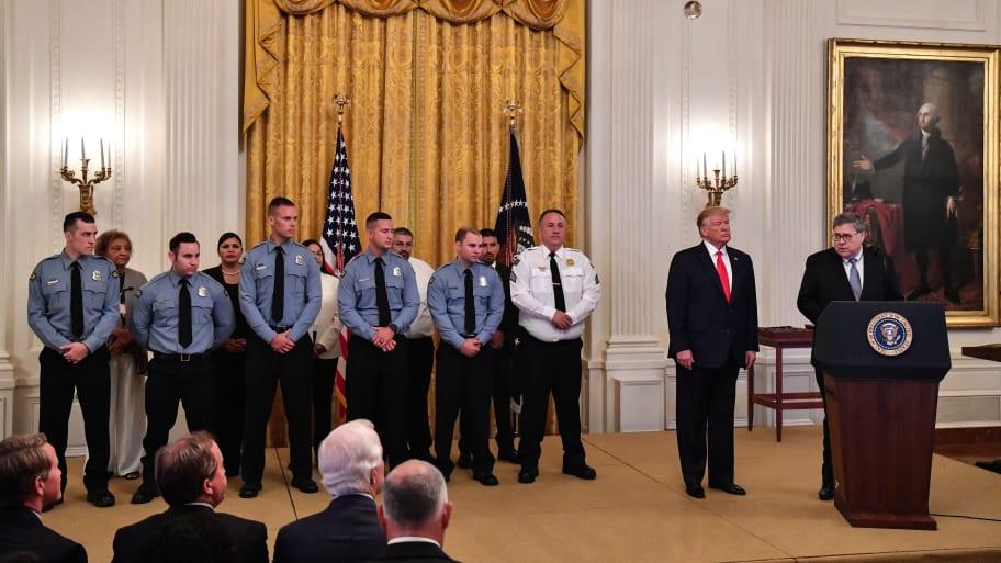 El Paso Shooting 'Hero' Arrested by Secret Service Before Meeting Trump: Report