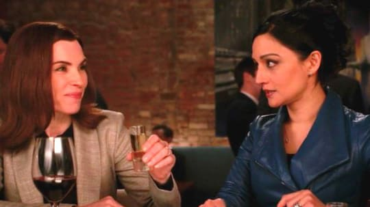 Archie Panjabi Finally Addresses 'Good Wife' Controversy, in