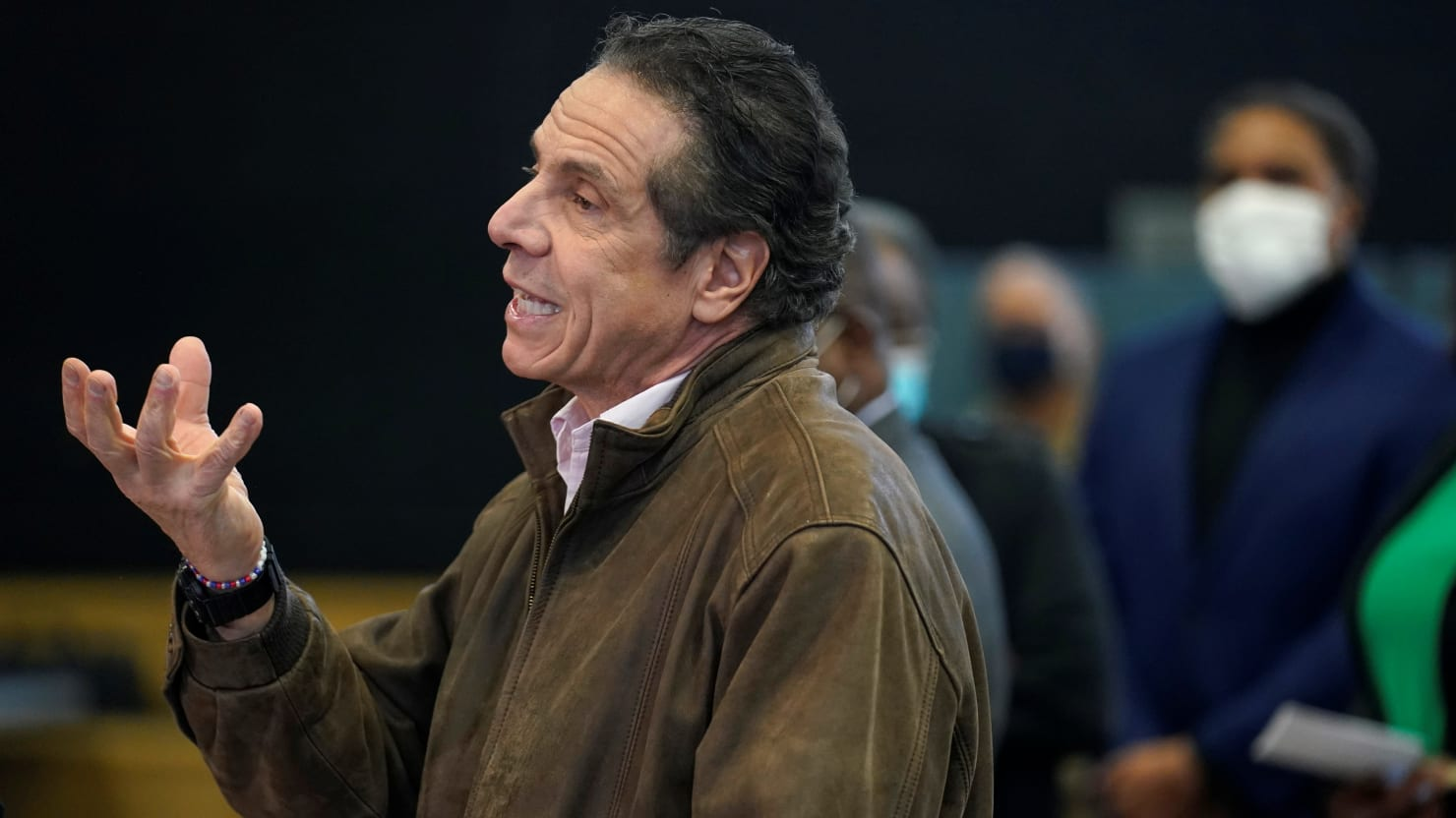 Cuomo Was Always New York's Bad Guy. Here's Why He Was Finally Exposed.