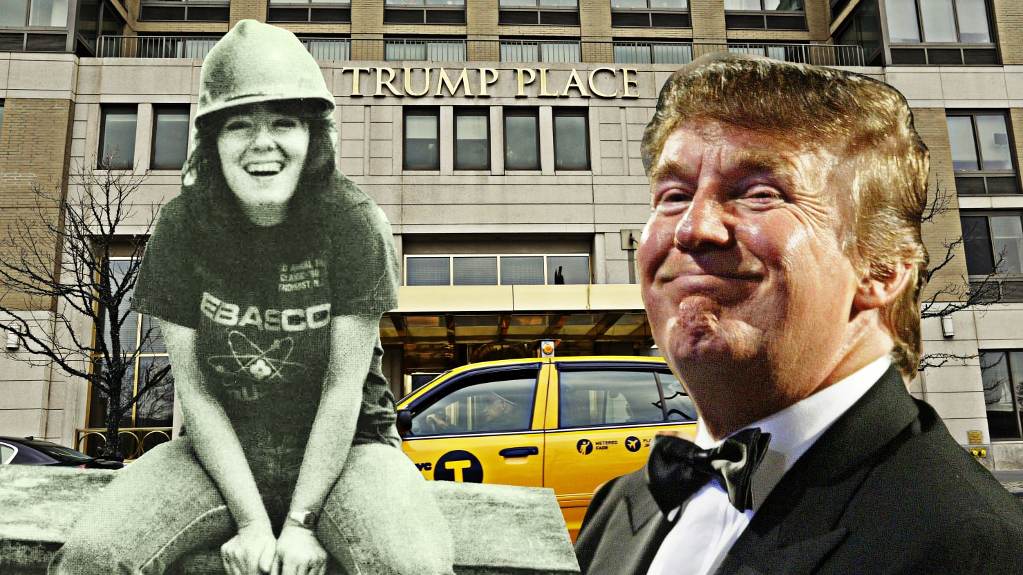 Trump's Female Tower Boss Talks About His Half-Billion Dollar Debt, Womanizing, and How He Learned to be Shameless