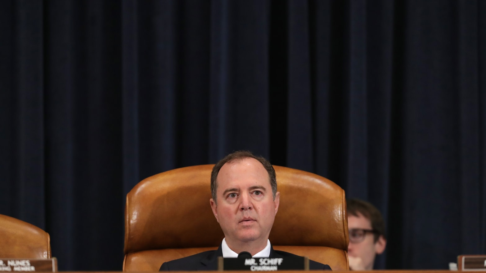 Rep. Adam Schiff: CIA Learned of Russian Hackers Targeting Senate Candidates From Conference