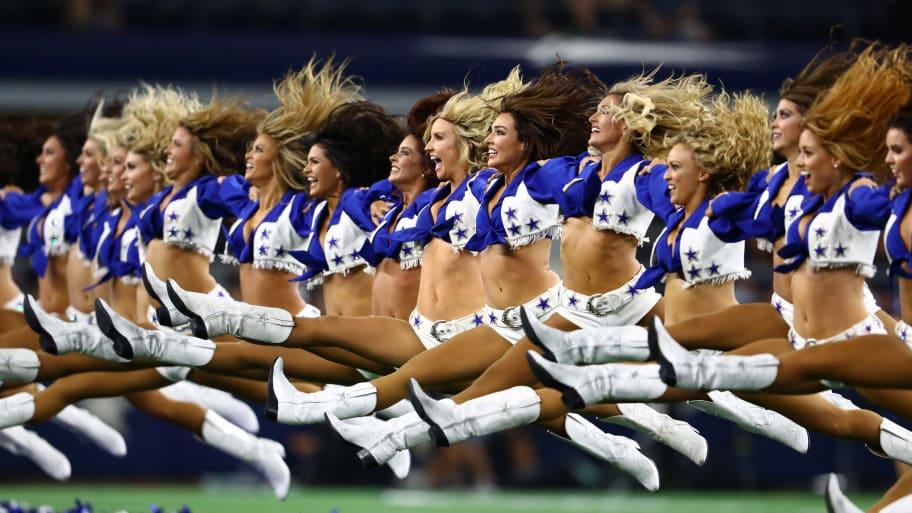 Dallas Cowboys Cheerleaders Settle Pay Dispute, Entire Squad Gets Raise
