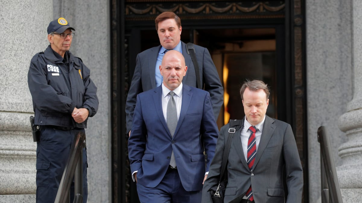 David Correia and Andrey Kukushkin, Plead Not Guilty to Charges They Conspired With Giuliani Henchmen