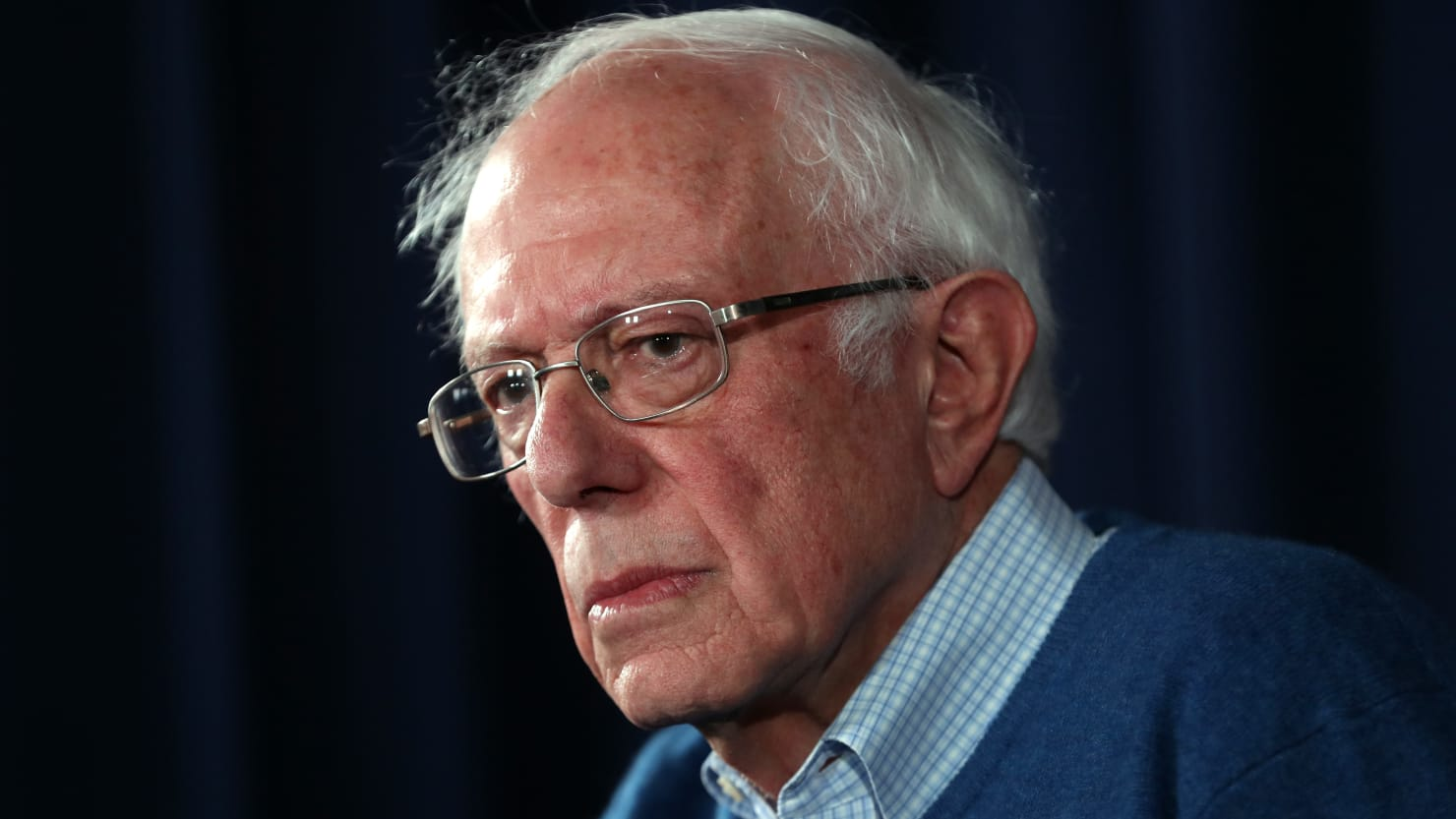 Sanders on Top in Latest New Hampshire Poll, Biden Lags in Third
