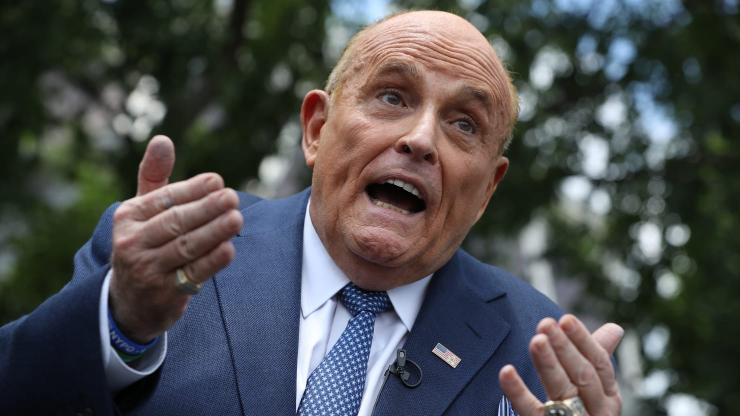 Giuliani: Even if Hunter Laptop Story 'Isn't Accurate,' Americans 'Are Entitled to Know It' 5