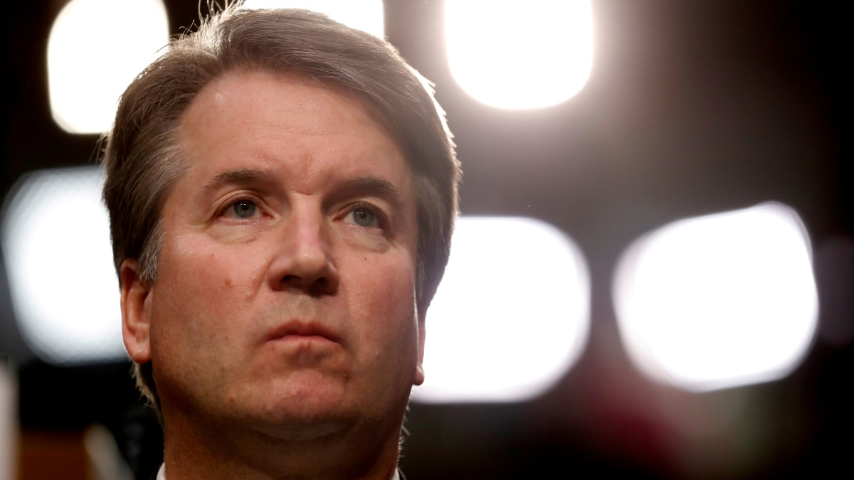 Kavanaugh's 1982 Calendar Released, Will Be Used as Evidence