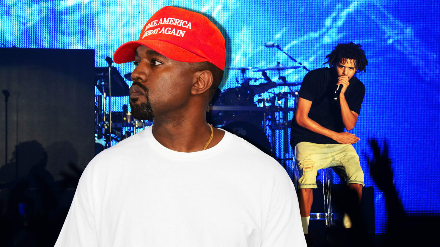 J. Cole Comes for Kanye West: Is the Hip-Hop World Turning on Pro-Trump Yeezy?