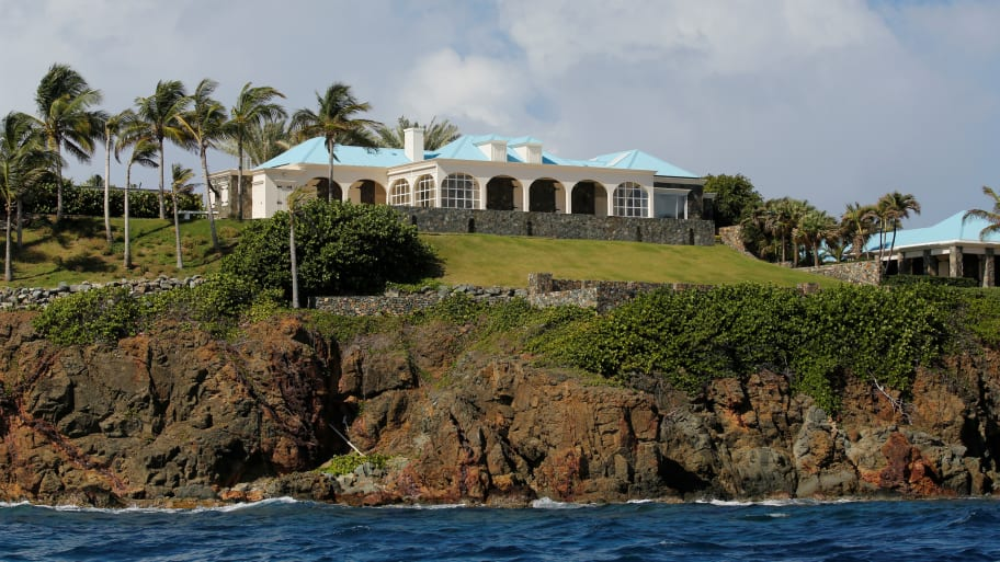 Jeffrey Epstein Bought Second Island Under Dubai Businessman's Name: Report