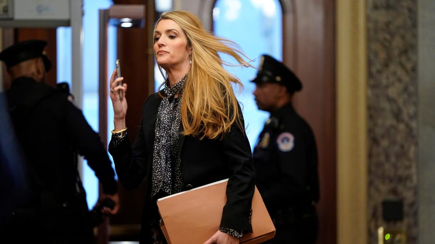 Sen. Kelly Loeffler Dumped Travel Stock Immediately Before Trump Flight Ban