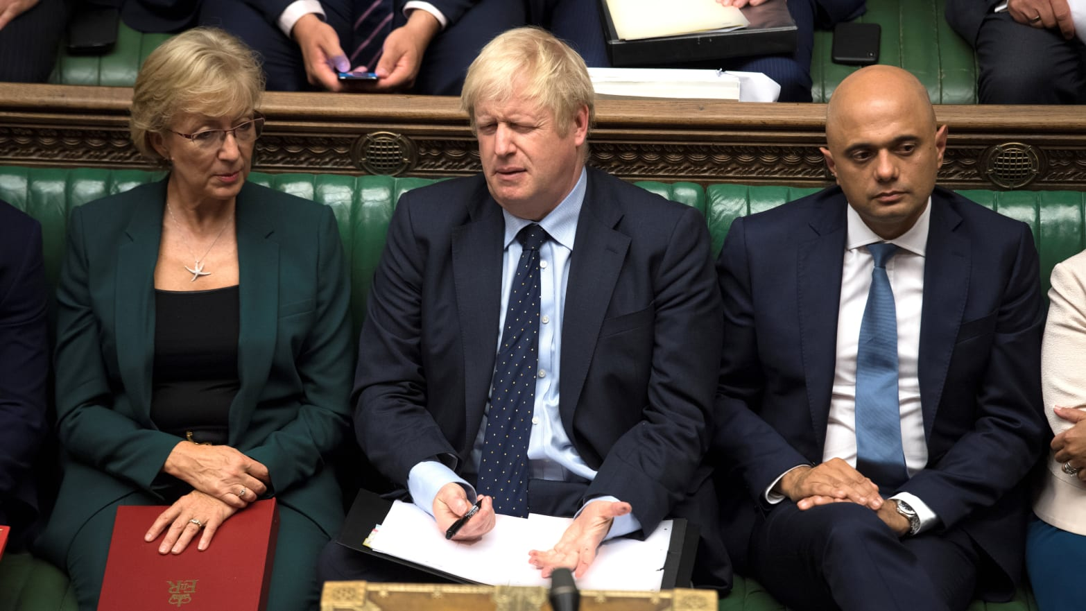 Boris Johnson Humiliated by Parliament in First Brexit Vote