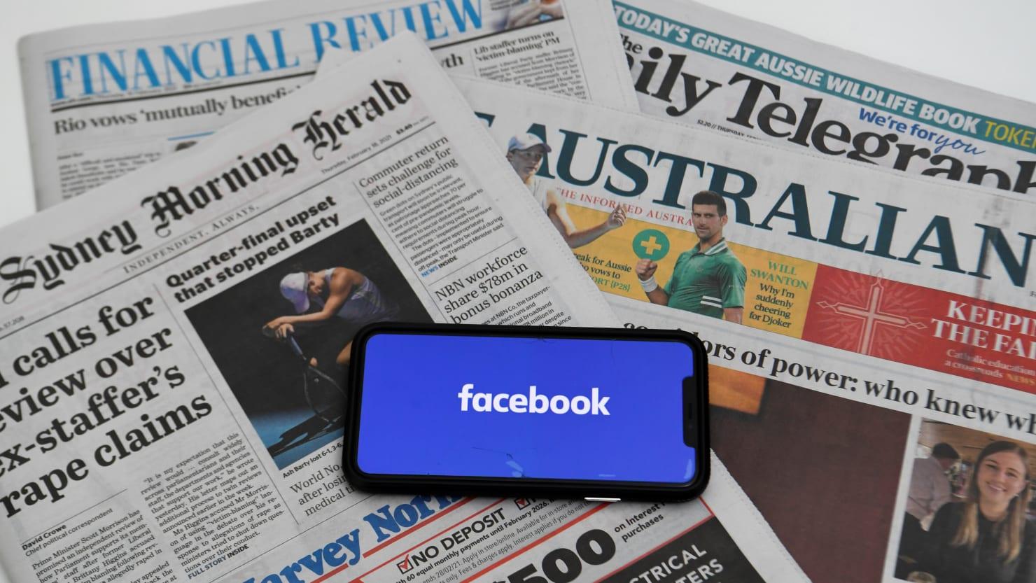 Facebook ends Australia news ban after talks with Zuckerberg