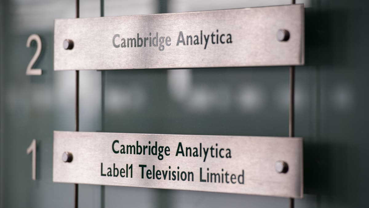 FTC Finds Cambridge Analytica Engaged in Deceptive Practices