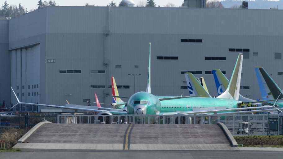 Boeing 737 Max: New Issue Reportedly Found That Could Push Plane Downward