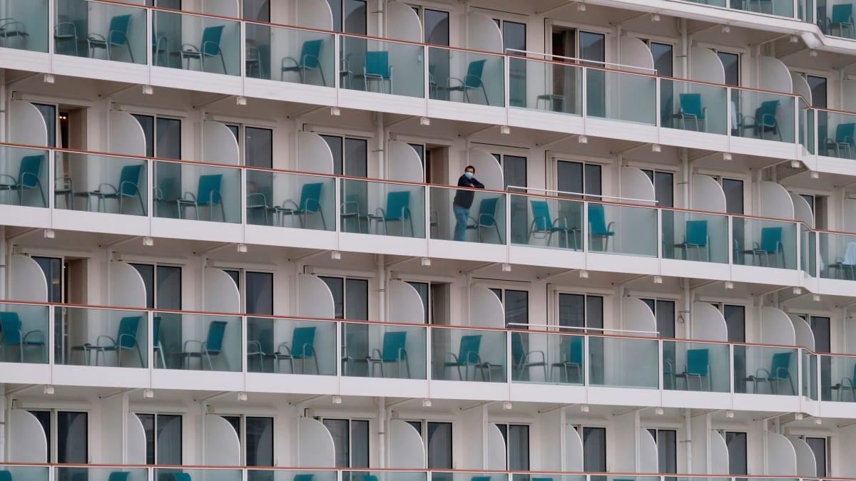 Quarantined Cruise Ship Passengers Stuck on Journey From Hell Thanks to Coronavirus Outbreak