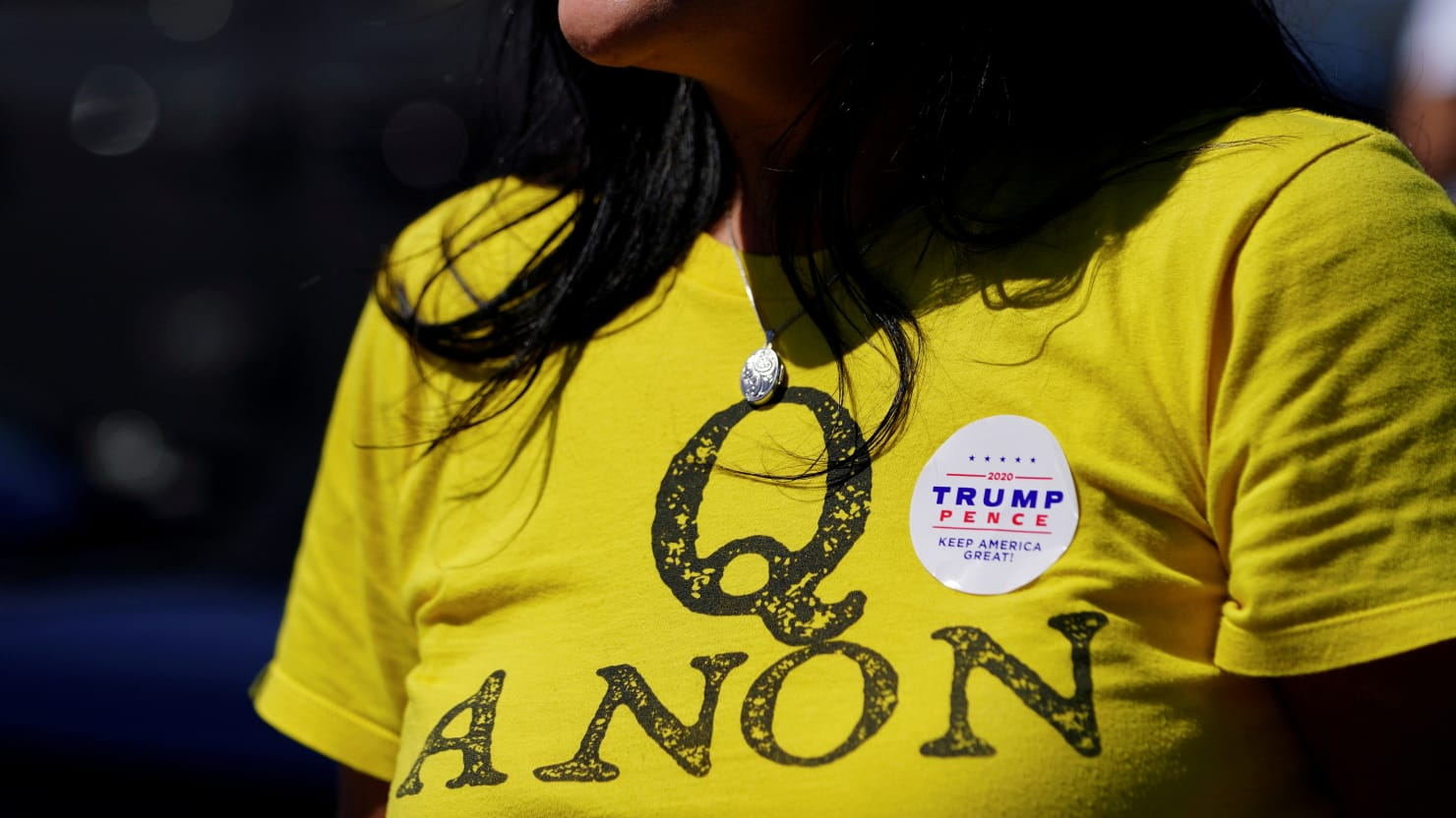 Russia-Backed Twitter Accounts Pushed QAnon Theory Right From Its Start, Says Report