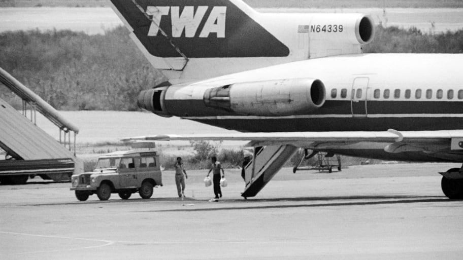 TWA Flight 847: Greek Police Arrest 1985 Aircraft Hijacking Suspect