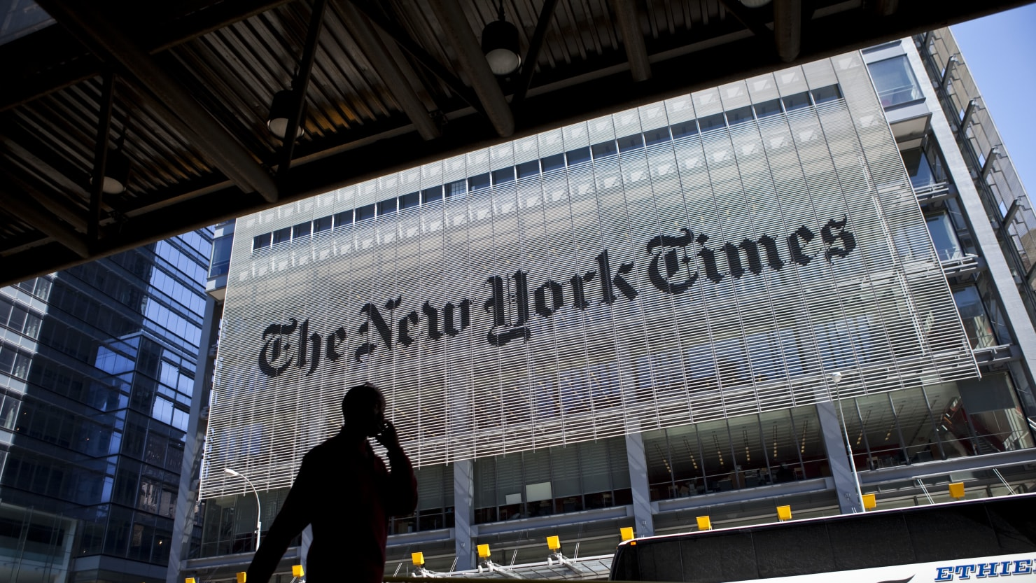 Embattled NY Times Opinion Editor James Bennet Resigns After Staff Revolt