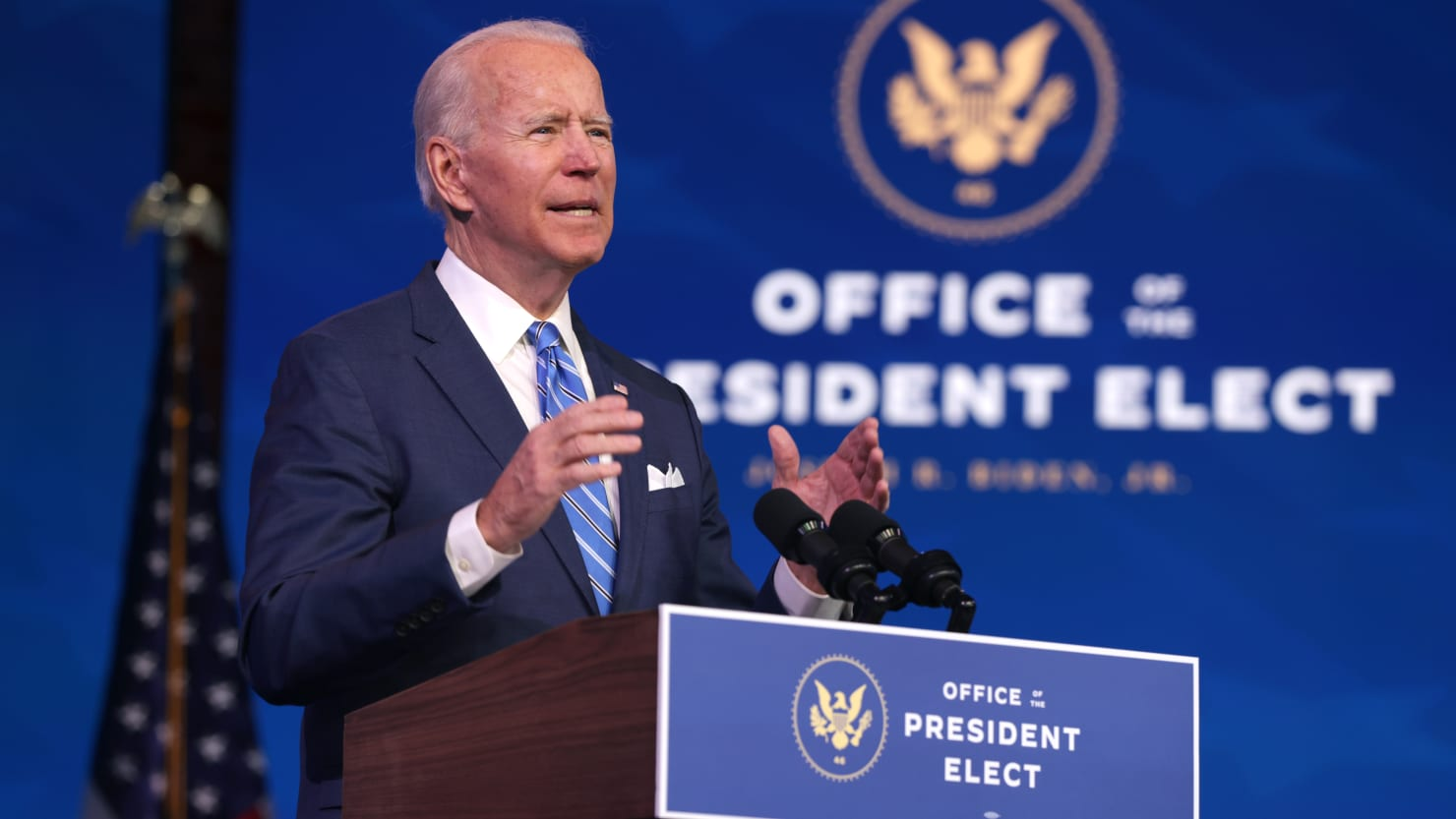 Biden Sidesteps Trump Drama With $1.9T Relief Package