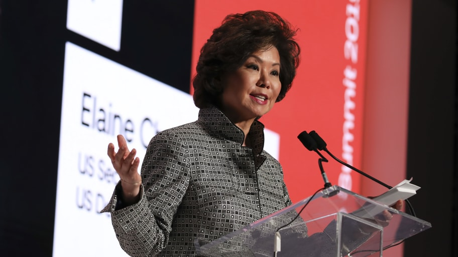 Congress Probing Transportation Secretary Elaine Chao Over Potential Conflict of Interest