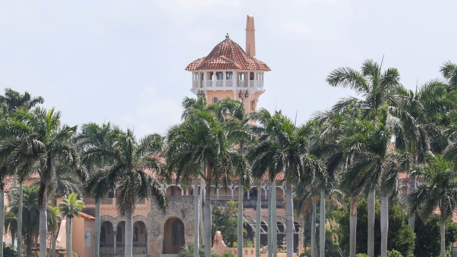 Mar-a-lago army official charged with child porn