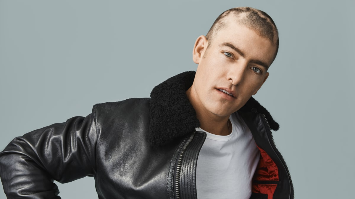 This Male Model Who Lost His Hair Is Giving Men Hope & Confidence