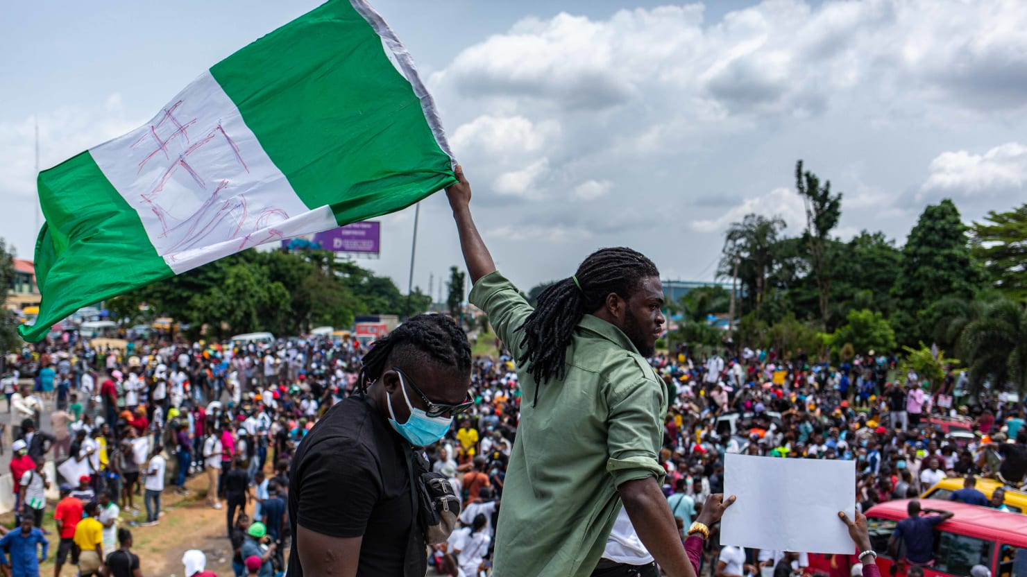 Facebook and Instagram Wrongly Flag Nigeria Protest Content as 'False'
