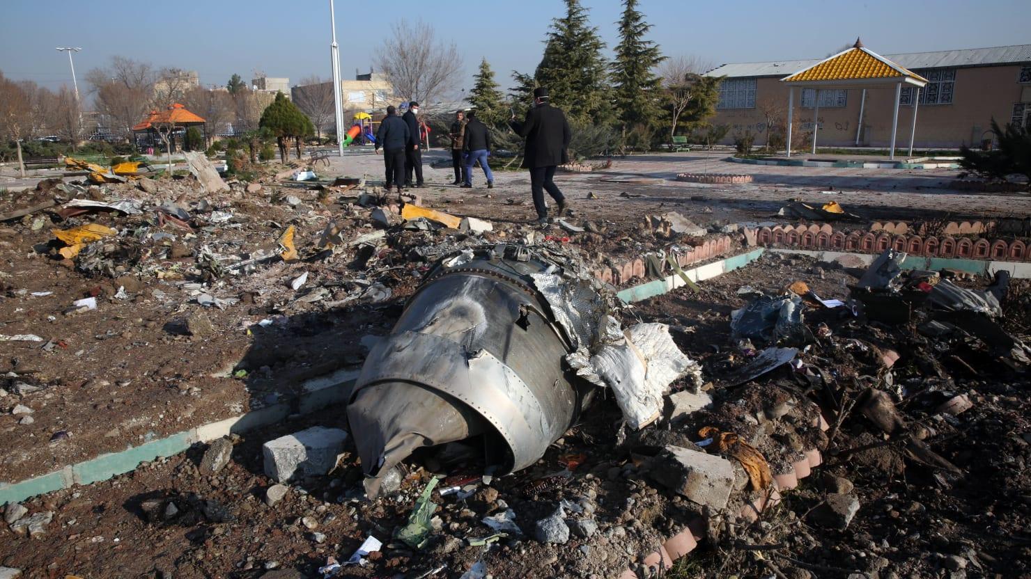 Iran Blames Misaligned Radar for Ukrainian Flight Crash