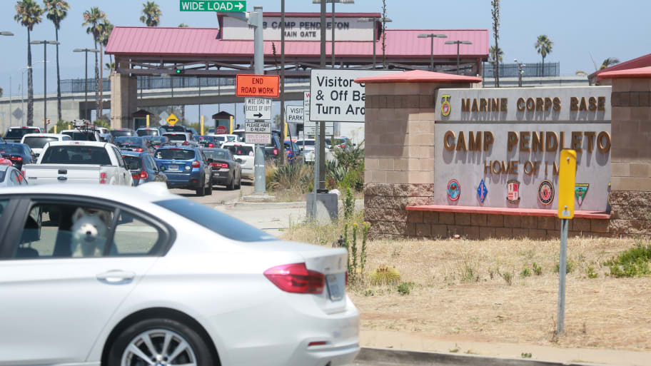 Camp Pendleton Arrests: 13 U.S. Marines Charged in Human Smuggling Probe