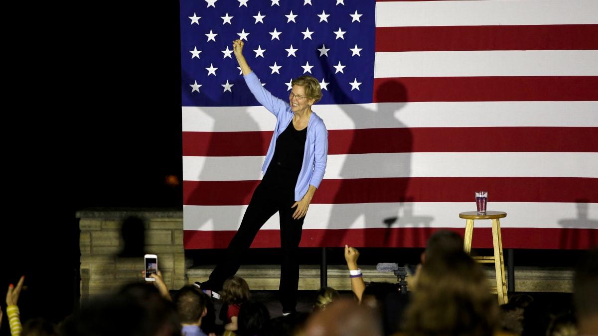 Elizabeth Warren: Congress 'Is Complicit' for Failing to Impeach Trump