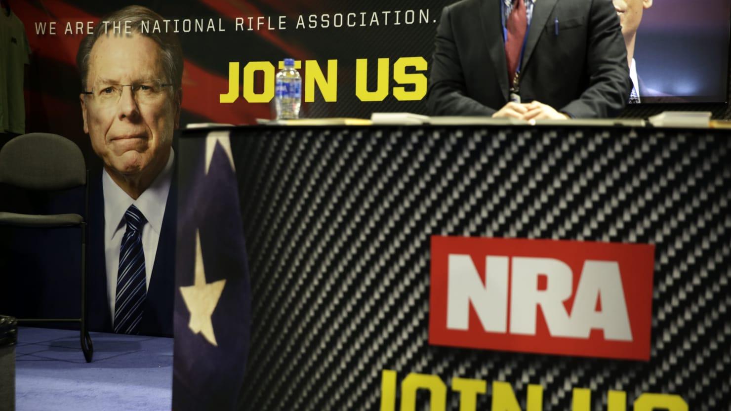 NRA Pulls the Plug on NRATV