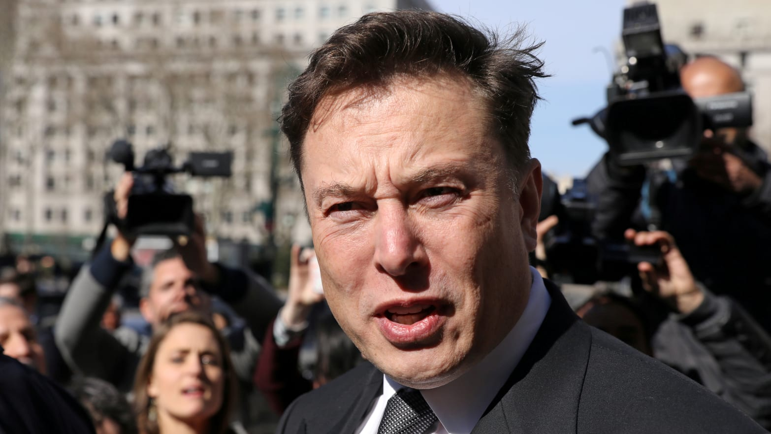 Elon Musk to Cave Diver Vernon Unsworth in 'Pedo Guy' Suit: You Started It!