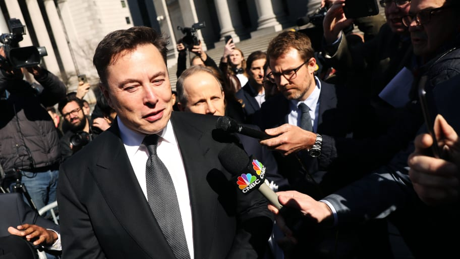 Elon Musk and SEC Reach Agreement Over Tesla CEO's Twitter Use