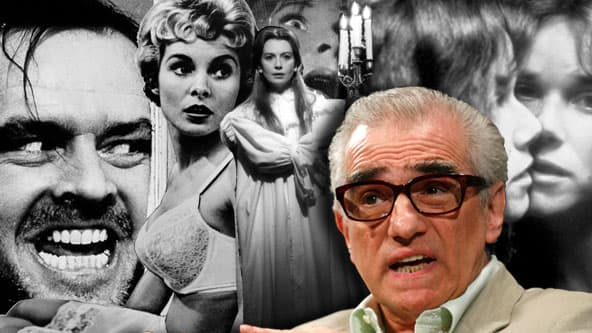 Martin Scorsese's Scariest Movies of All Time