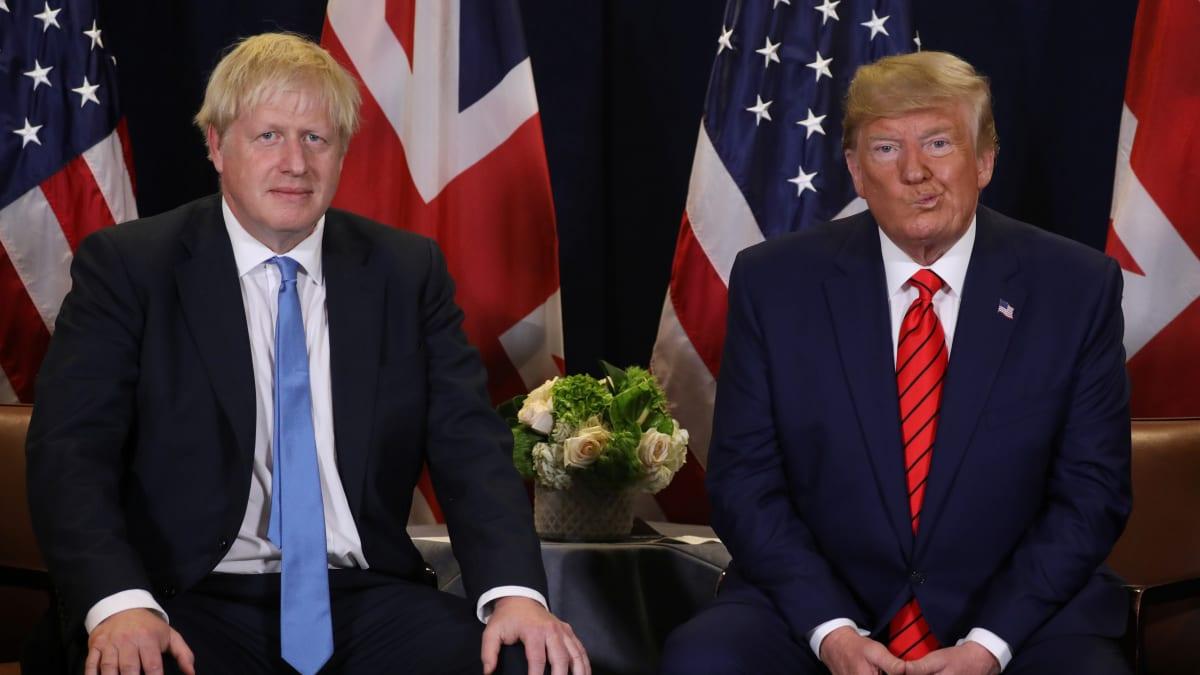 Trump Called Boris Johnson for Help Discrediting Mueller Inquiry: Report