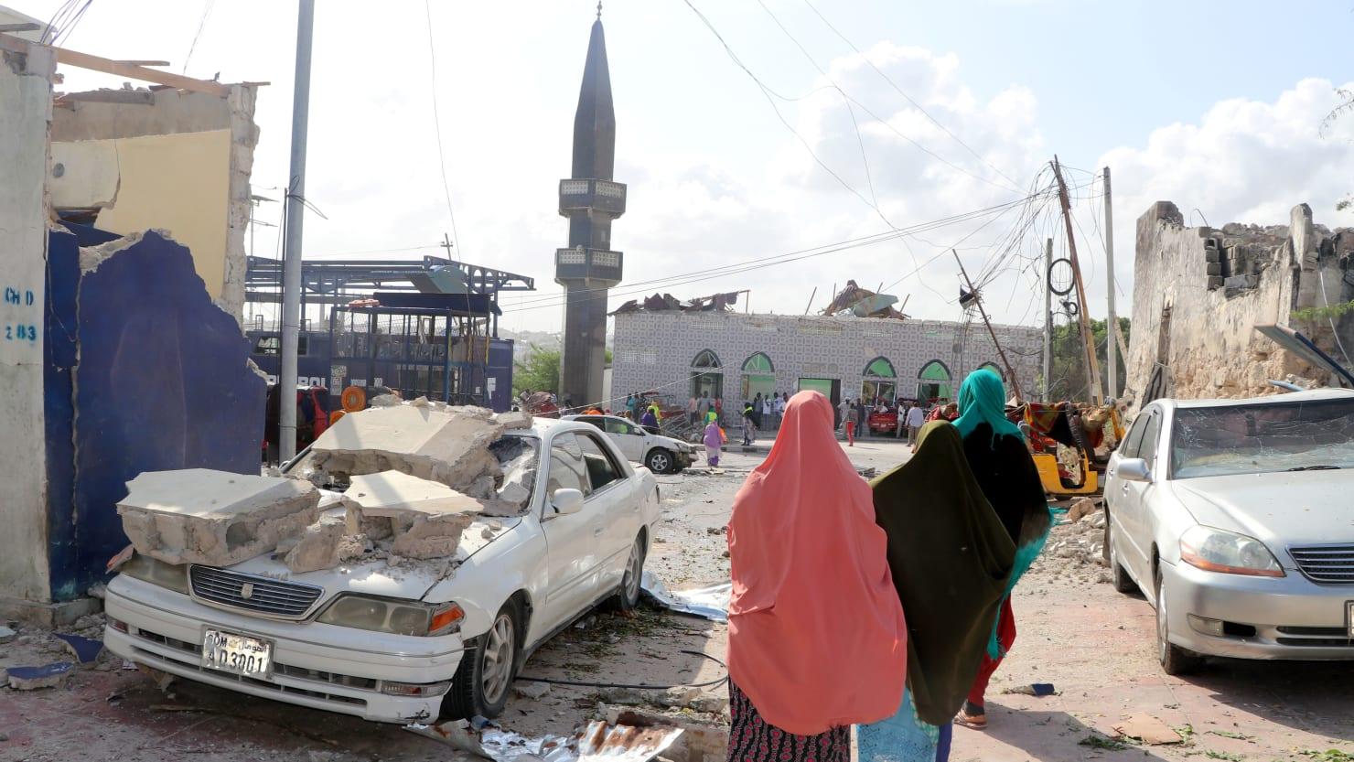 8 Dead, Scores Inured in Twin Attacks in Mogadishu, Somalia