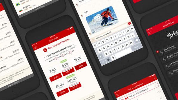 Hushed Allows You to Create a Separate, Secure Phone Line for Your Smartphone