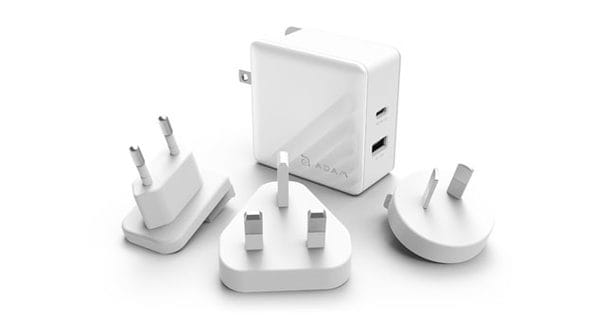 The Travel-Friendly Wall Charger From Ombia Is The Only One You'll Want In Your Carry-On