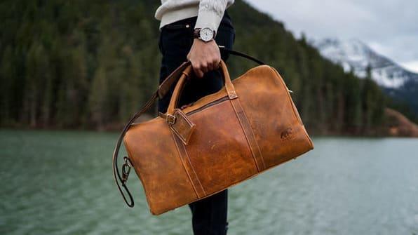 Your Weekend Bag Should Be This Kodiak Weekender