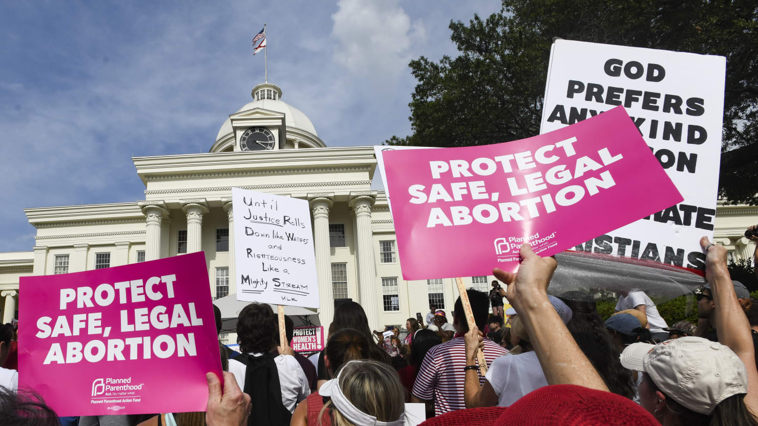 ACLU and Planned Parenthood File Lawsuit Against Alabama Abortion Ban