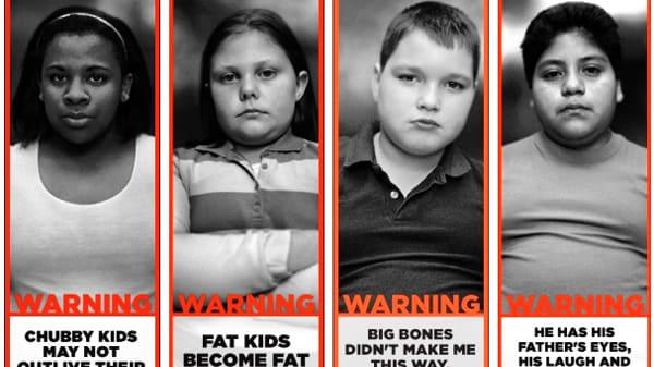 Overweight Black Kids Anti-Obesity Ads Won�...