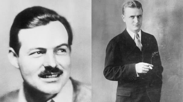 Ernest Hemingways Macho Letter To F Scott Fitzgerald