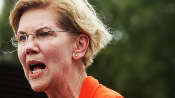 Elizabeth Warren Suggests She'd Repeal the '94 Crime Bill