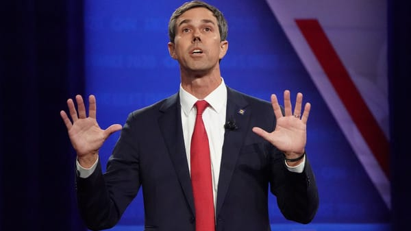 Democrats Want Beto O'Rourke to Stop Helping Trump