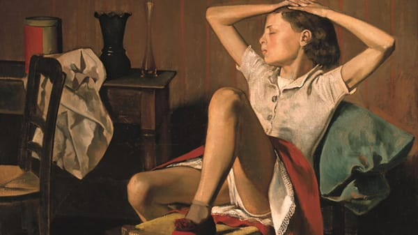 Balthus: Girls and Cats (PHOTOS)