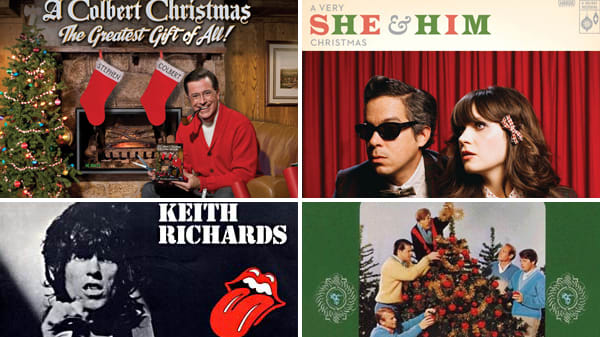 christmas music sucks mostly but heres a playlist of holiday gems - Beach Boys Christmas Songs